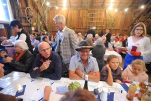 Suserfest Balgach, 2018. In der Festwirtschaft des Musikvereins.